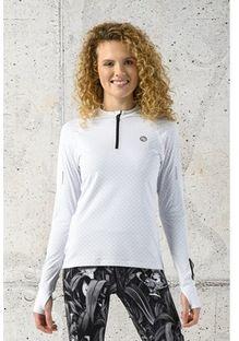 Bluzka damska Nessi Sportswear z długim rękawem
