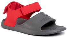 Sandały PUMA - Divecat V2 Injex Ps 369546 05 Castlerock/High Risk Red