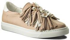 Baldinini Sneakersy 898052XDODO9890 Różowy