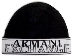 Czapka ARMANI EXCHANGE - 6HZ41C ZMN4Z 5275 Black/White