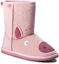Buty EMU AUSTRALIA - Piggy K11591 Pale Pink