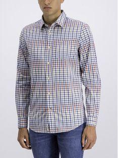Pepe Jeans Koszula PM305898 Kolorowy Slim Fit
