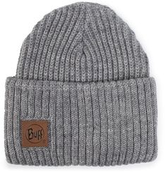 Czapka BUFF - Knitted Hat 117845.938.10.00 Rutger Melange Grey