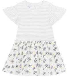 Primigi Sukienka codzienna Little Gipsy Soul 43111521 Biały Regular Fit