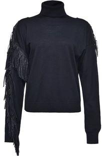 Sweter damski Pinko czarny