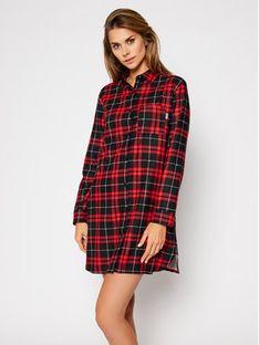DKNY Koszula nocna YI2322412 Kolorowy Regular Fit