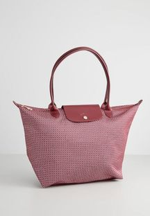 LONGCHAMP LE PLIAGE COLLECTION - Torba na zakupy - bordowy