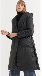 Płaszcz damski BGN czarny