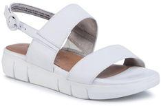 Sandały TAMARIS - 1-28190-34 White 100