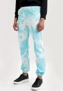 Jasnoniebieskie Spodnie Qhesanya