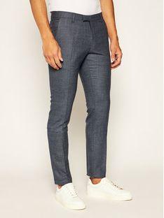 Joop! Spodnie materiałowe 30017757 Granatowy Extra Slim Fit
