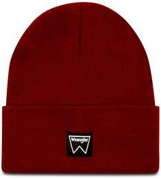 Czapka WRANGLER - W0U0UHX47  Red