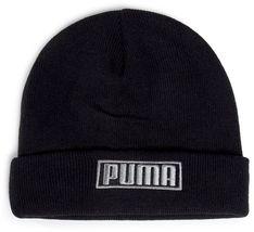 Czapka PUMA - Mid Fit Beanie 022830 01 Puma Black
