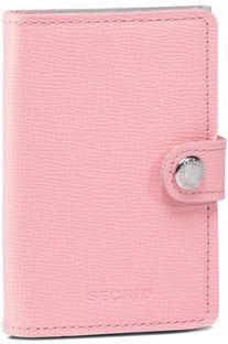 Mały Portfel Damski SECRID - Miniwallet MC Crisple Pink