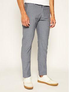 Strellson Spodnie materiałowe Code-W 30020089 Niebieski Slim Fit