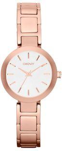 Zegarek DKNY - Stanhope NY2400 Rose Gold/Rose Gold