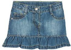 Primigi Spódnica St Tropez Bisous 45131501 Niebieski Regular Fit