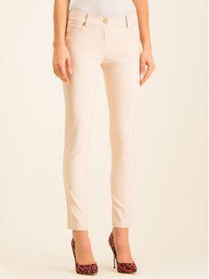 Marciano Guess Spodnie materiałowe 94G134 7804Z Różowy Regular Fit