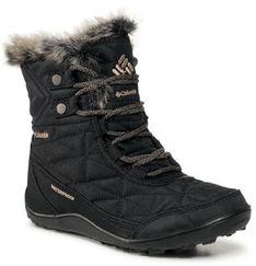 Columbia Śniegowce Minx™ Shorty III BL591010 Czarny