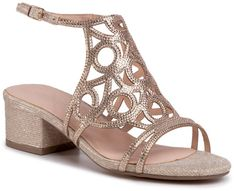 Sandały MENBUR - 21590 Stone 0087