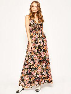 Liu Jo Sukienka letnia CA0208 T2383 Kolorowy Regular Fit