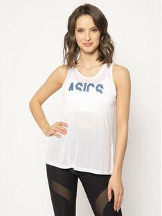 Asics Koszulka techniczna Esnt Gpx 2032B333 Biały Relax Fit