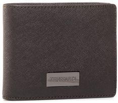 Duży Portfel Męski TRUSSARDI JEANS -  Wallet Credit Card 71W00136 B290