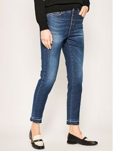 iBlues Jeansy Skinny Fit Violet 71810601 Granatowy Skinny Fit