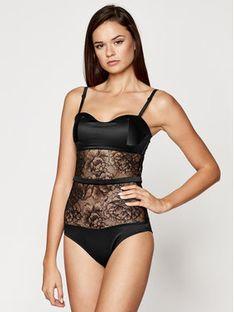 Calvin Klein Underwear Body 000QF6103E Czarny