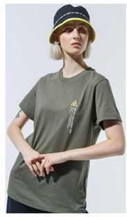 Bluzka damska Vans z krótkim rękawem