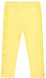 Primigi Legginsy St Tropez Bisous 45121591 Żółty Slim Fit