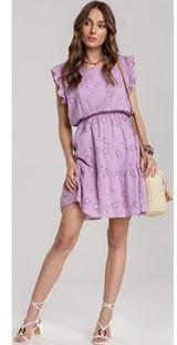 Renee sukienka dzienna rozkloszowana mini