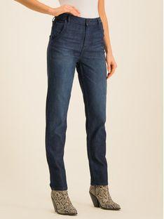 Pepe Jeans Jeansy Boyfriend PL203385DB50 Granatowy Oversize