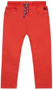 Mayoral Spodnie materiałowe 1521 Pomarańczowy Slim Fit