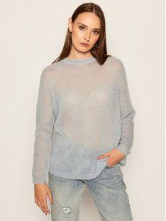 Max Mara Leisure Sweter Geode 33660106 Niebieski Regular Fit