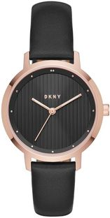 Zegarek DKNY - The Modernist NY2641 Black/Rose Gold