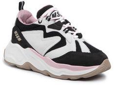 MSGM Sneakersy Scarpa Donna 2742MDS2086 703 99 Biały
