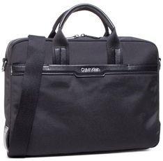 Torba na laptopa CALVIN KLEIN - Laptop Bag K50K505901 BLK