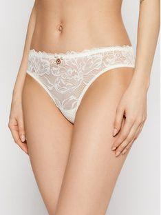 Emporio Armani Underwear Figi klasyczne 162525 1P214 01411 Beżowy