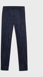 Mayoral Spodnie materiałowe 7535 Granatowy Slim Fit