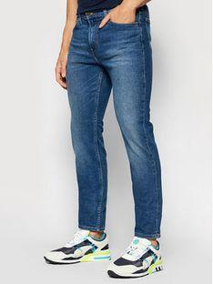 Lee Jeansy Slim Fit Rider L701ROEM Niebieski Slim Fit