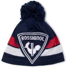 Czapka ROSSIGNOL - Jr Rooster RLIYH05  Dark Navy 715