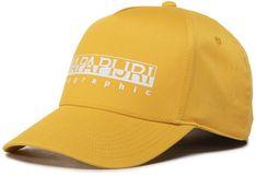 Czapka z daszkiem NAPAPIJRI - Framing 1 NP0A4EAHY Mango Yellow 171