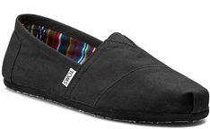 Półbuty TOMS - Classic Alpargata 10002931 Black/Black