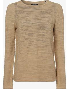 Sweter damski Marc O'Polo bez wzorów