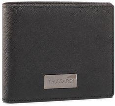 Duży Portfel Męski TRUSSARDI JEANS - Wallet Credit Card 71W00137 K299