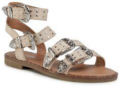 Sandały DEEZEE - WS2855-01  Beige