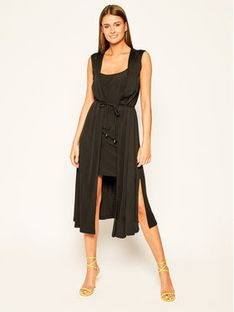 Pennyblack Sukienka codzienna 16210319 Czarny Regular Fit