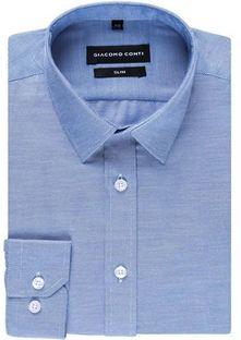 Koszula męska Giacomo Conti niebieski