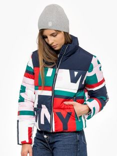 "Tommy Jeans ""Puffa Jacket "" Green"
